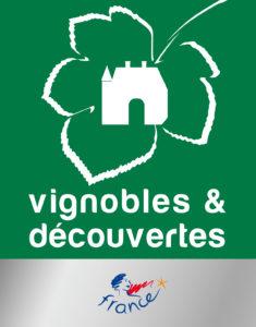 logo label vignobles et découvertes